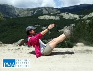 Eva Montesinos Climbyour summit