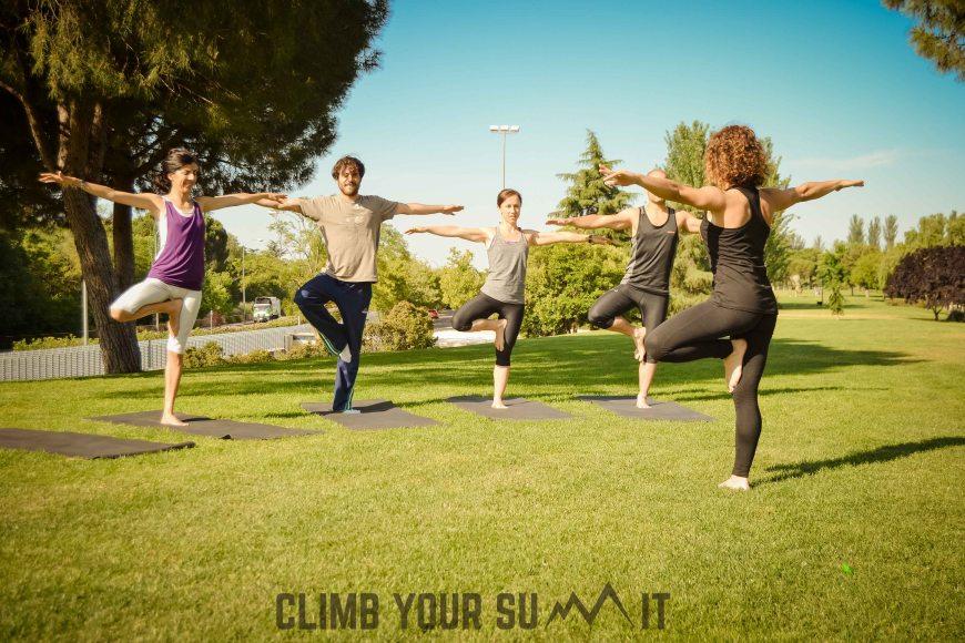 equilibrio Climb your Summit